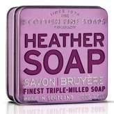 Scottish Fine Soaps Heather Soap in a Tin