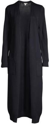 Hanro Wool Knit Robe