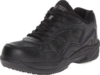 AdTec Ad Tec Men's Women's Composite Toe Uniform Athletic Black-w Shoes Numeric_9