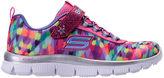 Skechers Girls' Preschool Skech Appeal Color Daze Athletic Shoes