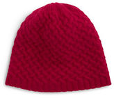 Lord & Taylor Cashmere Knit Beanie