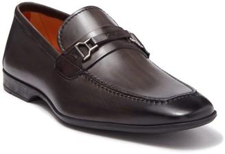 Magnanni Chaplin Leather Bit Loafer