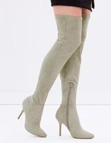 Spurr Veronique Thigh-High Boots