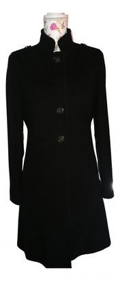 Max Mara Weekend Black Wool Coats