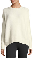 Vince Drop-Shoulder Crewneck Sweater
