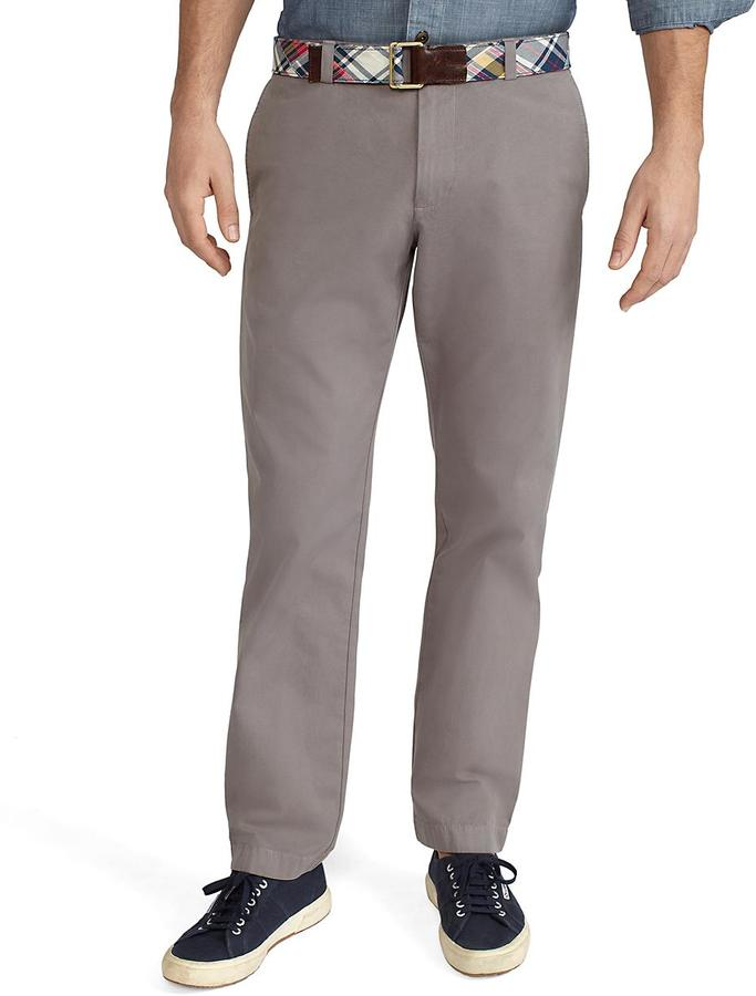 Brooks Brothers Milano Garment-Dyed Twill Chinos