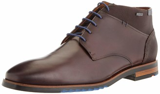 Lloyd Men Desert Boots Vardy Mens Ankle Boots Boots Half Boots lace-up Boots Bootie Flat T.D.Moro/Pacific 10.5 UK / 45 EU