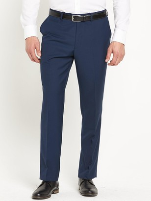 Skopes Kennedy Mens Suit Trousers - Royal Blue