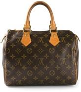 Louis Vuitton Vintage 'Speedy 25' monogrammed bag