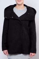 Vero Moda Wool Hooded Jacket