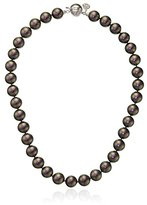 Majorica Round Tahitian Pearl Necklace