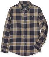 Mayoral Boy's 7135 Camisa m/l Cuadros Long-Sleeved Shirt
