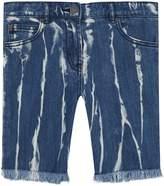 Stella McCartney Kennedy Tie Dye Shorts