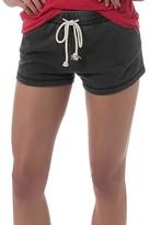 Boxercraft Women's Casual Shorts CHA - Charcoal Rally Fleece Shorts - Women & Plus