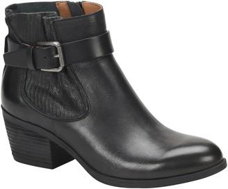 Comfortiva Leather Chelsea Boots - Karen
