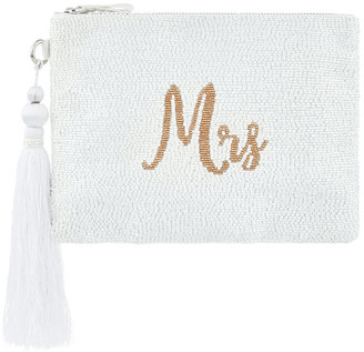 Monsoon Marnie Mrs Embellished Bridal Pouch
