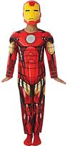 Marvel Avengers Iron Man Deluxe Children's Costume