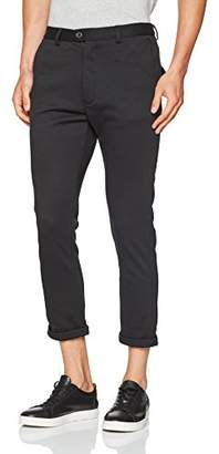 Casual Friday Men's 20501336 Trousers, (Black 50003)