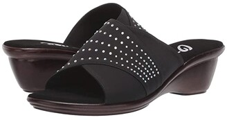 Onex Marley (Black) Women's Shoes