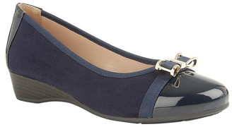 Lotus Shoes Kantor Slip-On Wedge Shoes