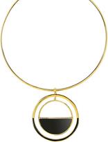 Noir Women's Honey Pendant Necklace