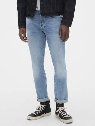 Gap Skinny High Roller Jeans with GapFlex