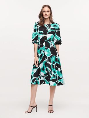 Diane von Furstenberg Bliss Silk Crepe de Chine Dress