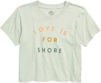 O'Neill Shore Thing Graphic Cotton Tee