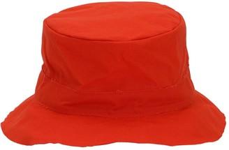 Scha Waxed Cotton Bucket Hat