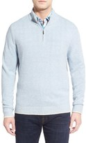 Tommy Bahama 'Harbor Walk' Quarter Zip Pullover Sweater