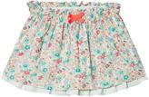 Cyrillus Floral Liberty Print Skirt