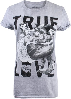 Disney Women's True Love T Shirt