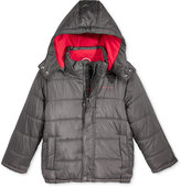Calvin Klein Boys' Eclipse Hooded Puffer Jacket
