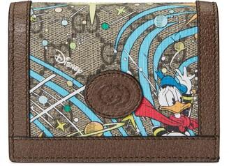 Gucci Disney x card case wallet