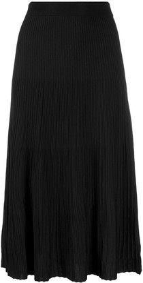 MICHAEL Michael Kors Micro-Pleated Skirt