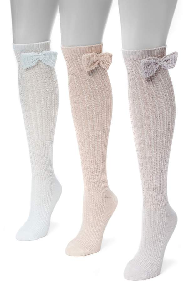 6452ddad1 Kohls Knee High Socks - ShopStyle