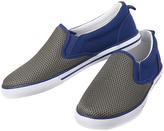 Crazy 8 Handsome Navy Mesh Sneaker - Kids