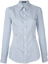Dolce & Gabbana pinstriped shirt