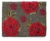 Mary Frances Rose Mini Bag