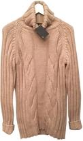 Fendi Pink jumper dress