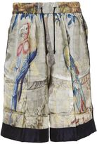 Dries Van Noten Pike Shorts