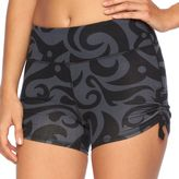 Gaiam Women's Om Cinch Yoga Shorts