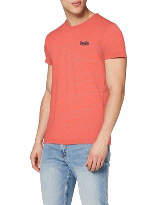 Superdry Men's Ol Vintage Emb Crew T-Shirt