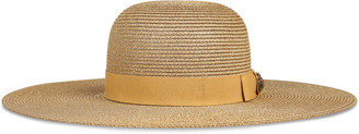 Kurt Geiger Metallic Eagle Sun Hat