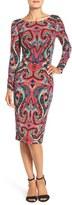 Maggy London Jersey Midi Dress