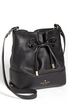 Kate Spade 'west Valley - Small Valentine' Leather Bucket Bag