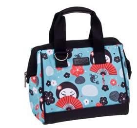 Sachi Insulated Lunch Bag Geisha Girl