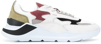 D.A.T.E Low-Top Chunky Trainers