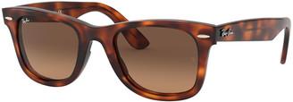 Ray-Ban Men's Wayfarer Ease Propionate Sunglasses