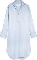 Marques Almeida Marques' Almeida Houndstooth cotton dress